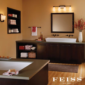Phillips lighting bathroom light fixtures contemporary lights in the bathroom you need plenty of even shadow free lighting for shaving grooming and applying makeup in small bathrooms mirror lights will illuminate aloadofball Choice Image