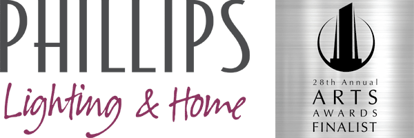 Phillips Lighting and Home Retina Logo