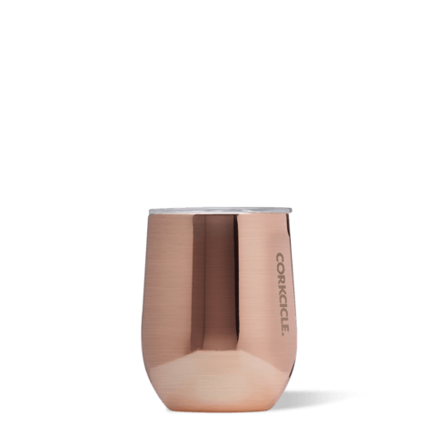 Copper Stemless Cup