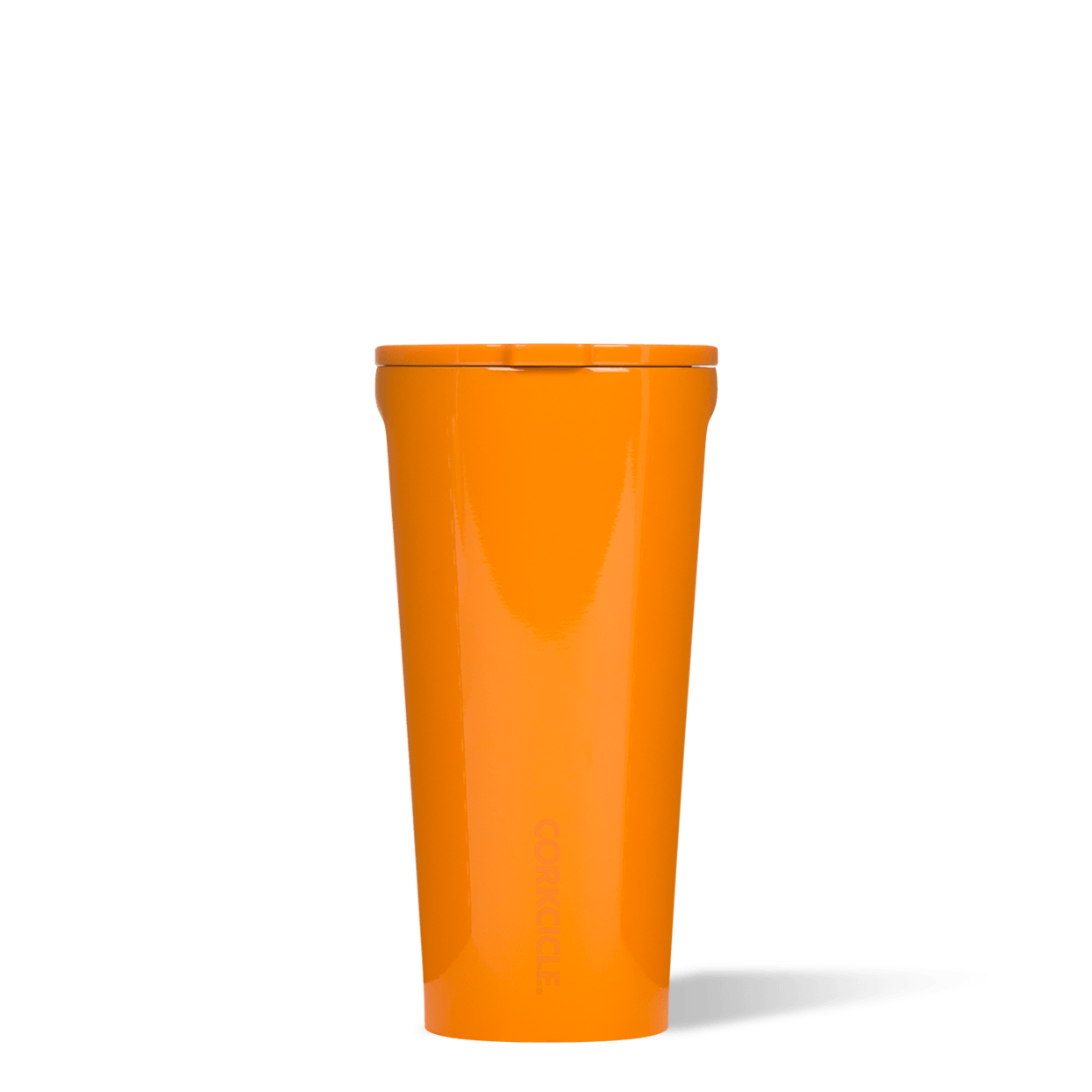Dipped Tumbler in Clementine