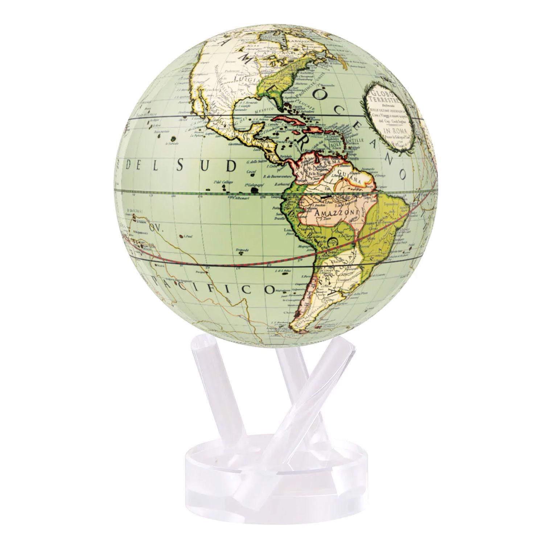 Antique Terrestrial Mova Globe
