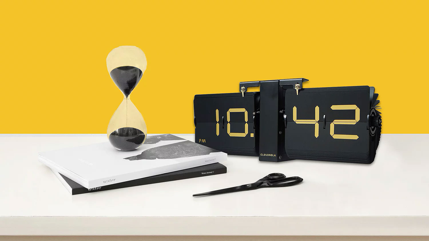 Flipping Out the LUX Black Clock