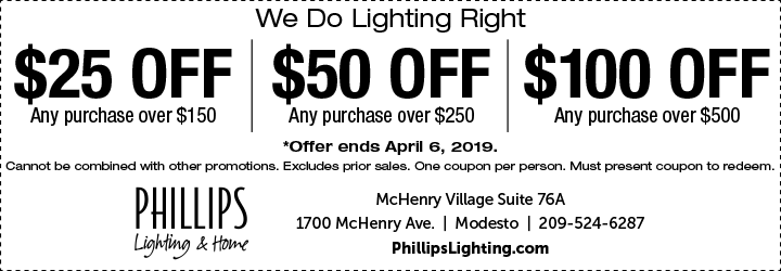 Save up to $100 with valuable coupons